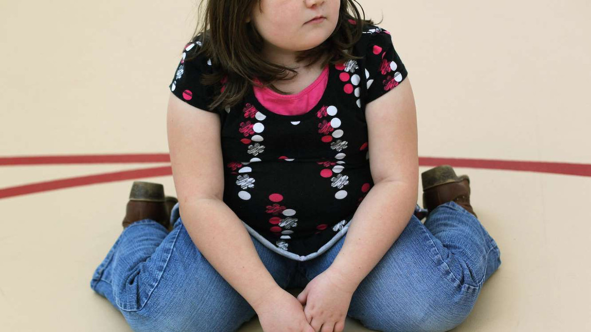 States Where Children Are Struggling With Obesity