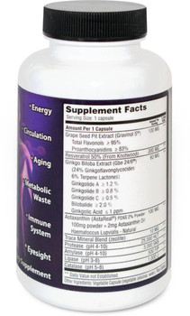 Allegany Nutrition, Daily Antioxidant Enzyme