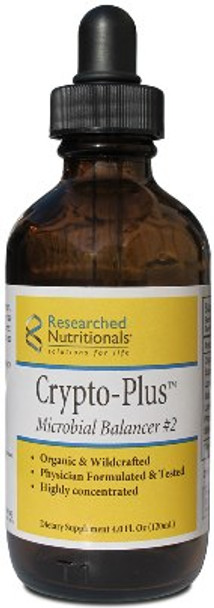 Researched Nutritionals, Crypto-Plus Antimicrobial Support (4 oz)