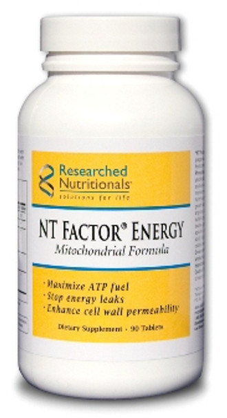 Researched Nutritionals, NT Factor Energy