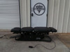 Used Chattanooga ES 2000 Elevation Table - Black Upholstery
