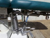 Used Barnes Flexion Distraction Elevation Table