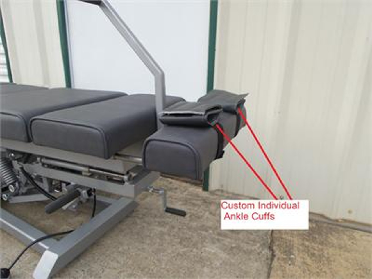 Used Omni Flexion Elevation Table