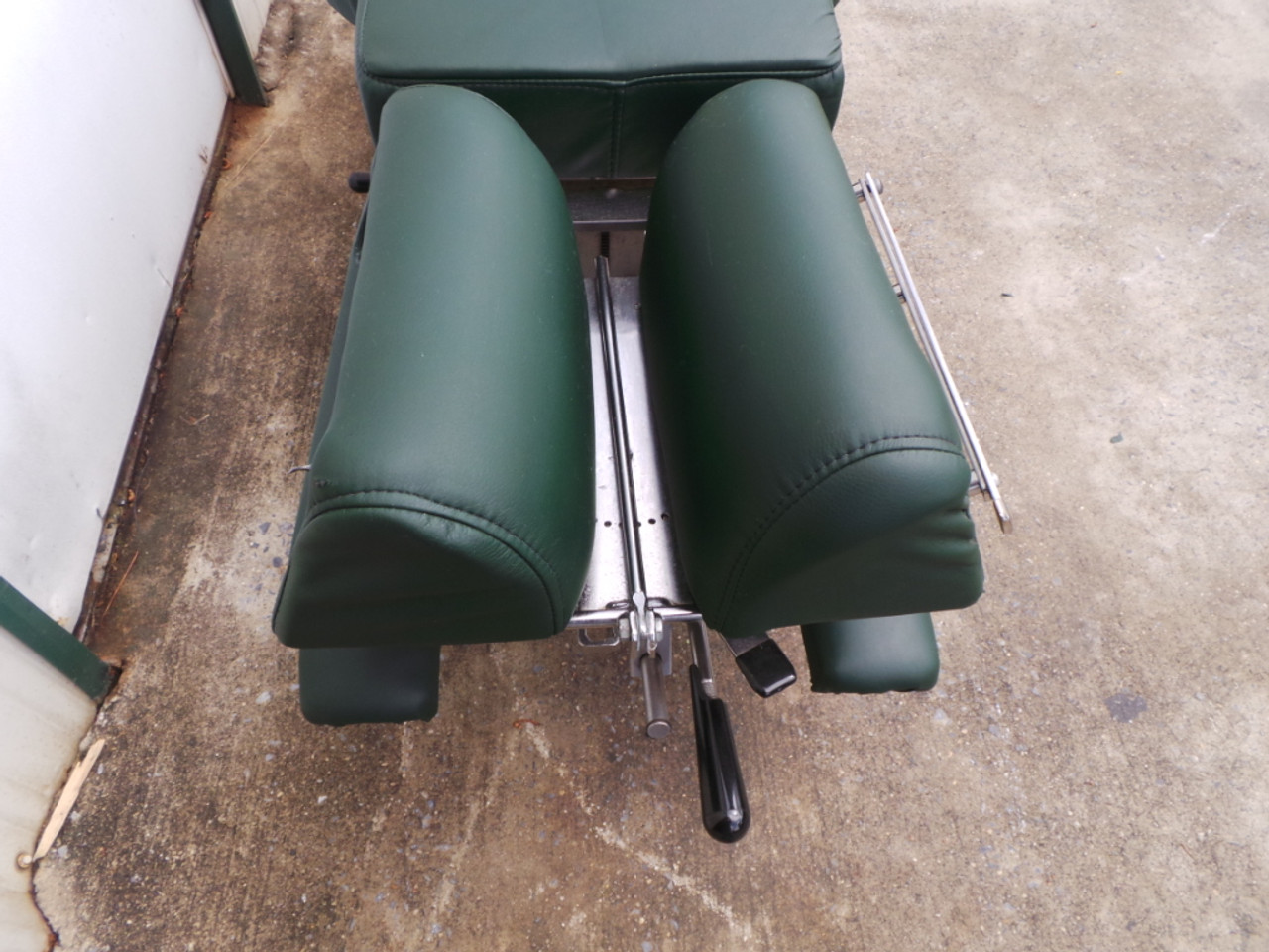 Used Lloyd Galaxy Stationary Table With Cervical Amp Pelvic Drop