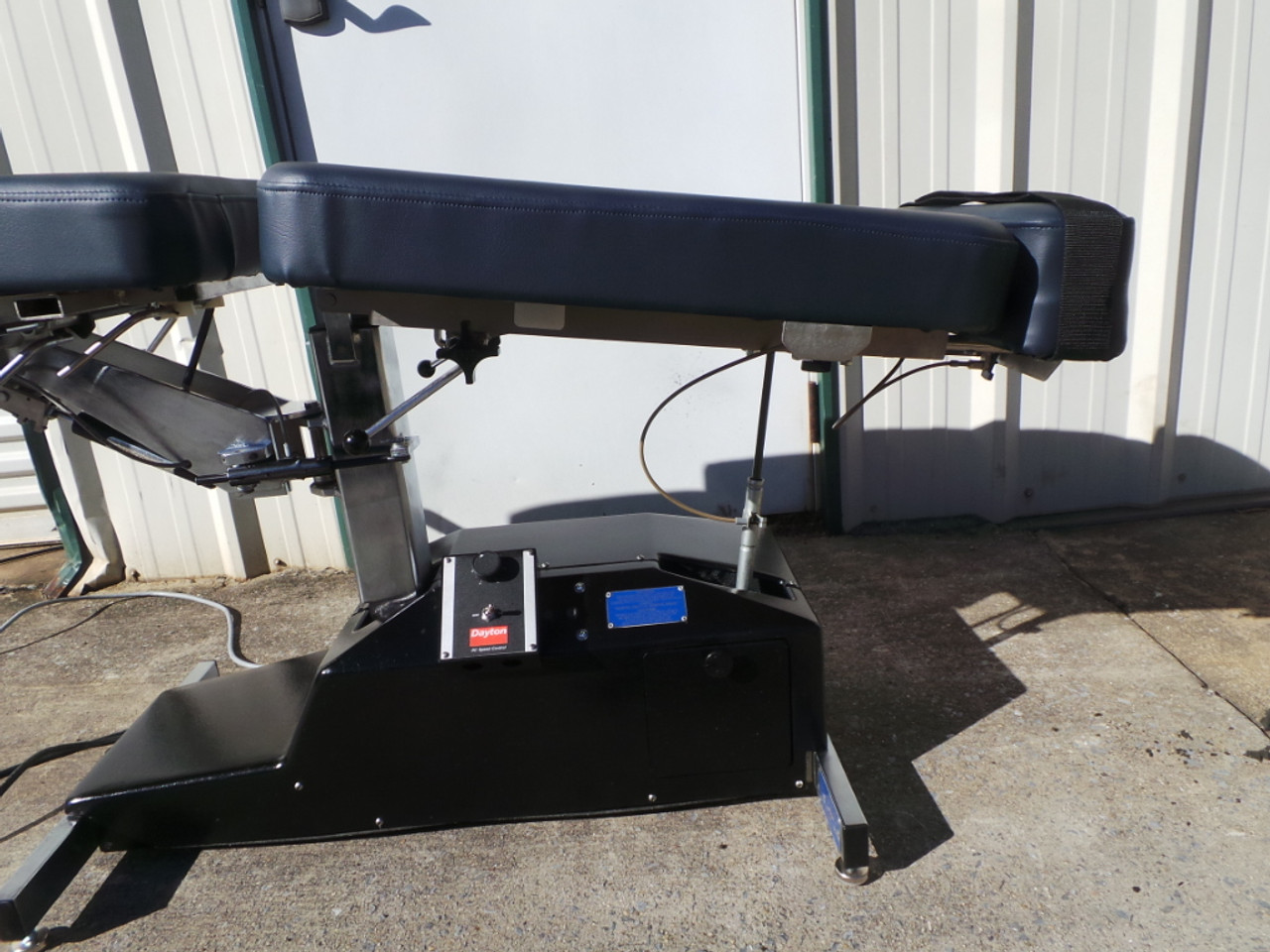 Used Leander Elevation Auto Flexion Table Variable speed control box