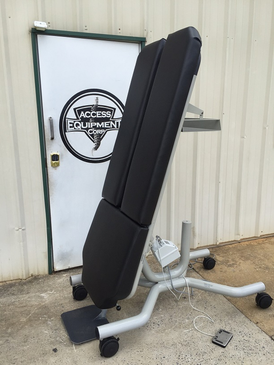 Used 747 Activator Hylo Table-Manual Foot Board