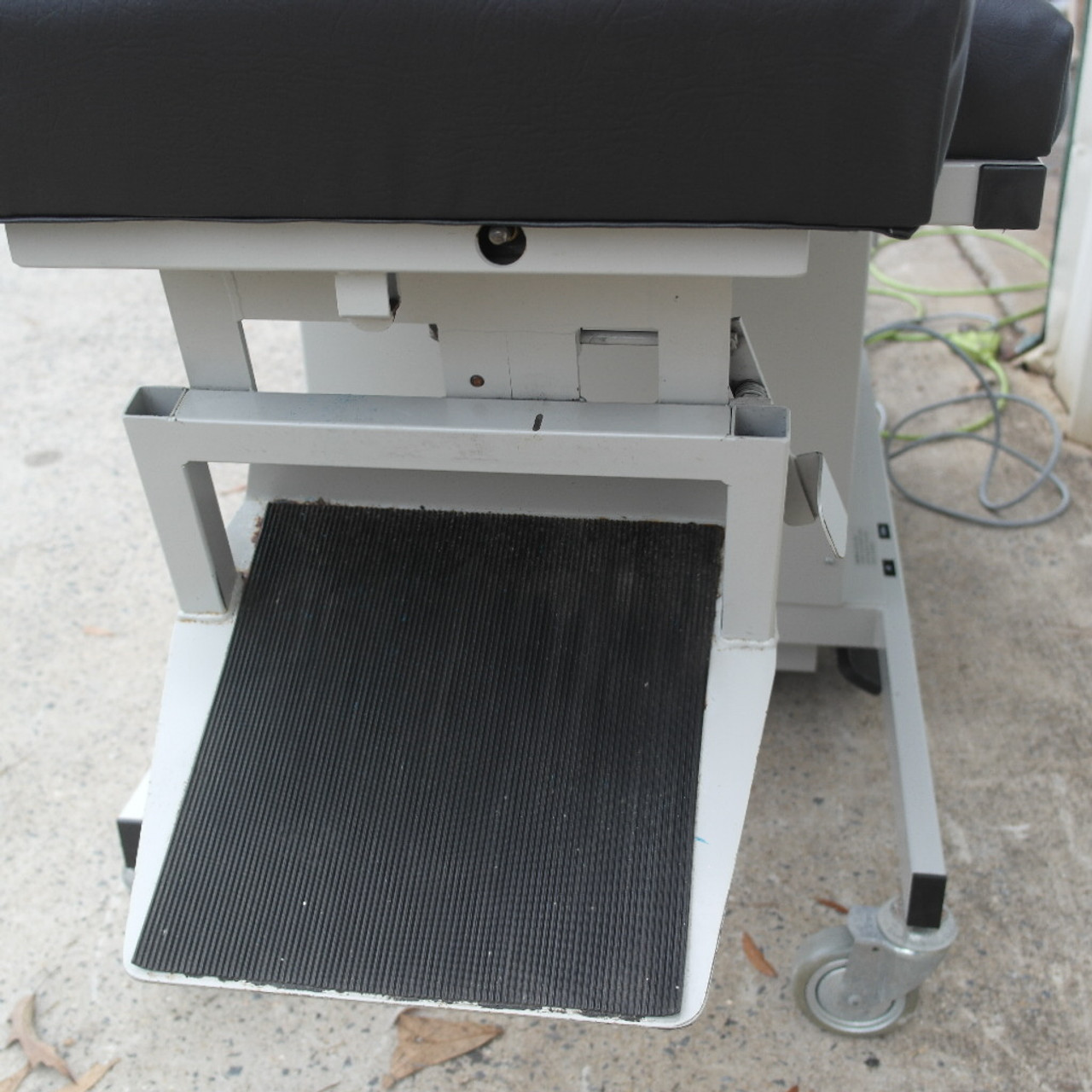 Used 645 Activator Hylo Table-Manual Foot Board & Castors