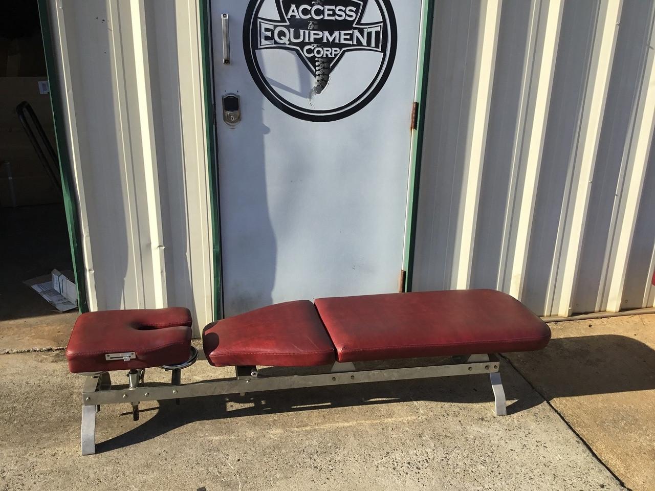 Used Lloyd Nicholas Side Posture Table