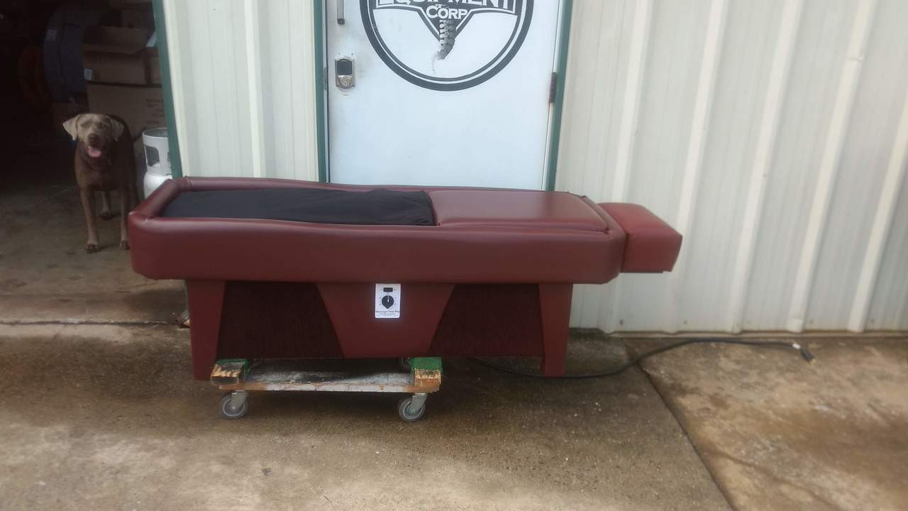 Used Sidmar Pro Water Table