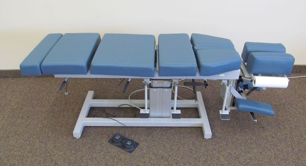 Used Omni Elevation Table - Blue Top  Only