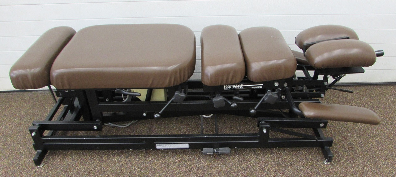 Used Chattanooga Ergo Elevation Table 5 Drops