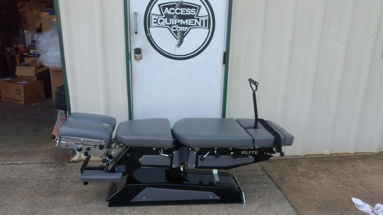 Used Elite Stationary Manual Flexion Table