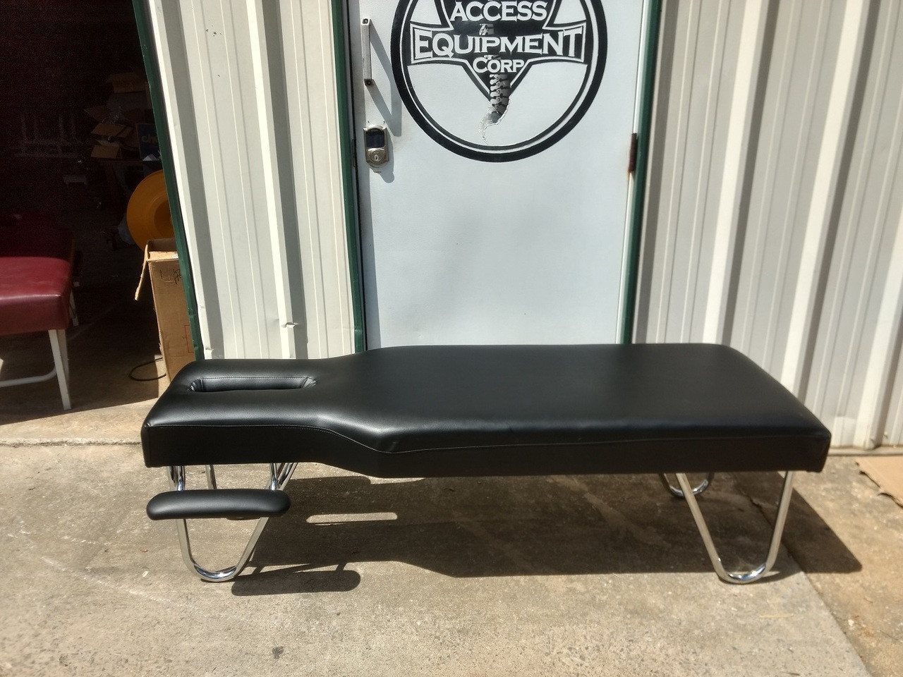 Galaxy Therapy  Bench - NEW BLACK UPHOLSTERY