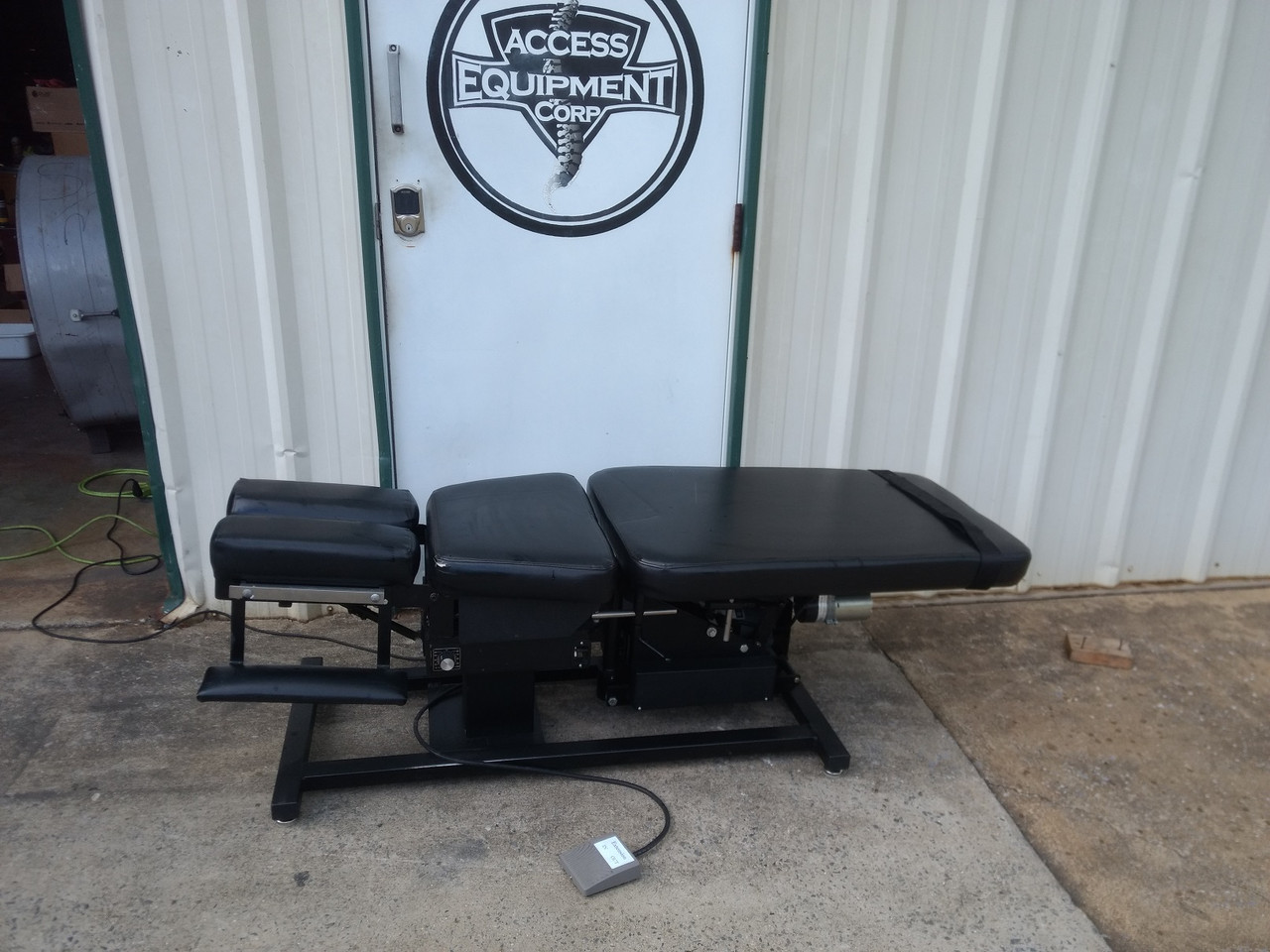 Auto Flexion Table with Electric Long Traction