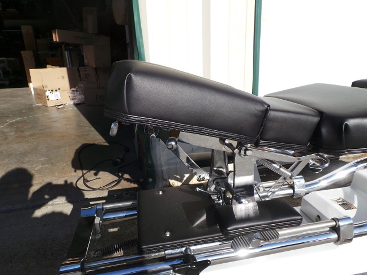 Used Zenith II 210F Hylo Table with PD