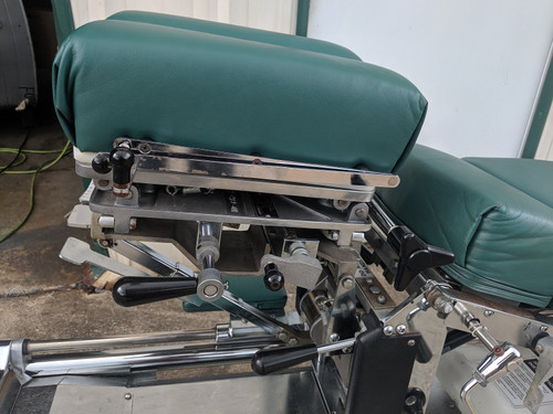 Zenith  230 Pierce Table with 3D cervical and Forward motion Drop
