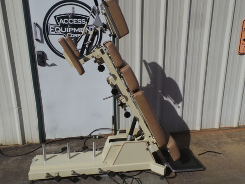 Used Chattanooga Spinalator Hylo Drop Table