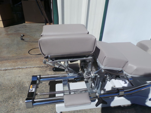 Used Zenith II 220 S Hylo Table with Tuckaway Footboard
