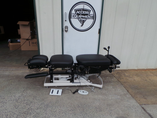 Used Chattanooga Ergo Flexion Elevation Table