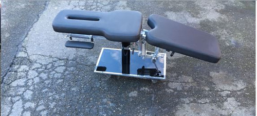 Used Davis Manual Flexion Table