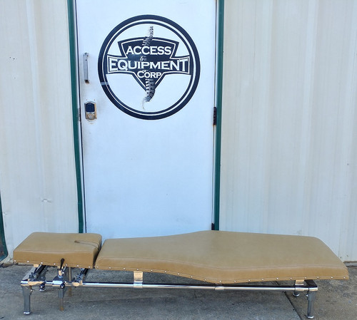 Used Zenith Side Posture Table with Magnetic Drop