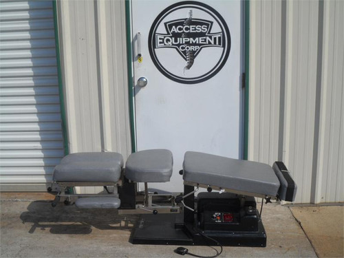 Used Titan Stationary Auto Flexion Table