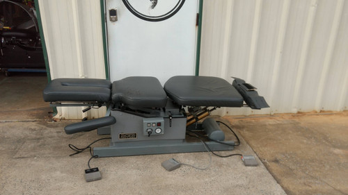 Used Hill  Air-Flex Table -  CD, LD, PD Breakaway + Manual Flexion
