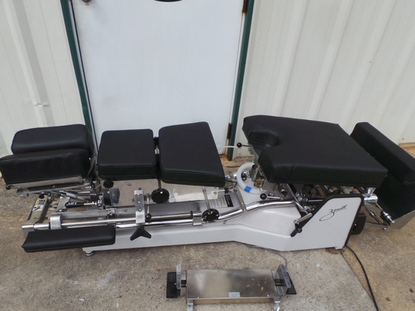 Used 2008 Model Zenith III 440 S Hylo Table Air CD,DD,LD & PD with Tuck-away Footboard
