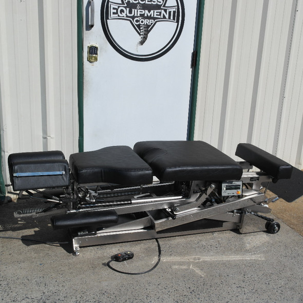 Used Lloyd Galaxy 900  Hylo & Elevation Table with Auto Pelvic Drop