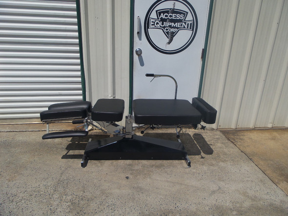 Used Leander Lite Stationary Manual Flexion Table - No Drops