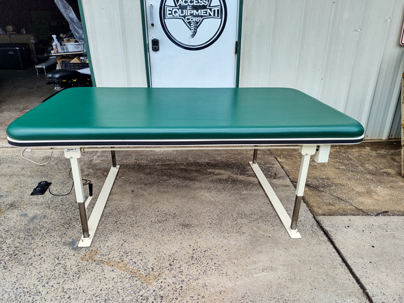 Midland Mat Elevation Table 4 x7 Electric Elevation