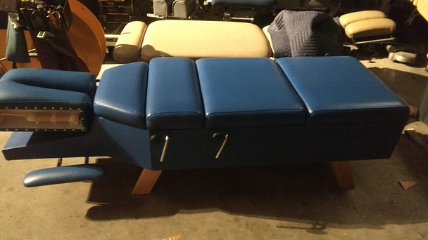 Used Heritage 5 Chest & Pelvic Drop Table