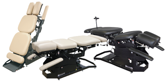 The Chattanooga Ergostyle Adjusting Table line