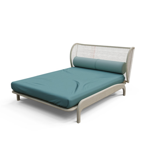Clant Queen-size Bed Frame