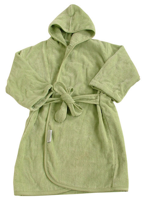 Super soft and snugly, the Mini-Me Bath Robe is perfect to keep your little mover and shaker dry after the bath or swimming lessons.