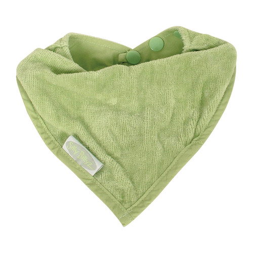 This cool little Organic Bandana is water resistant, so it's ideal for dribbly bubs, who need to wear a bib most of the day.