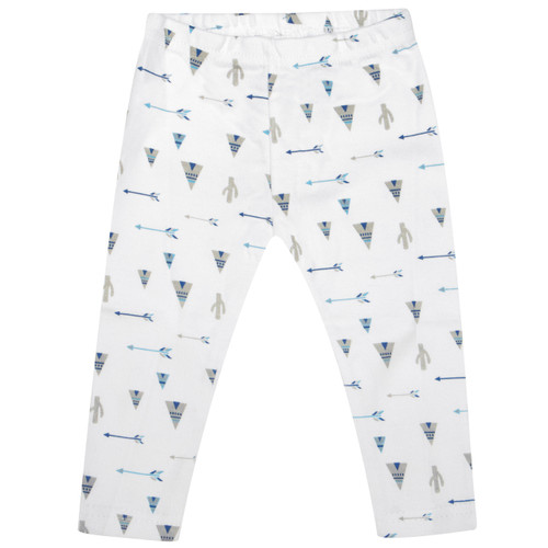 Silly Billy Baby Leggings come in cute designs and feature comfy elasticated waist band. Made from 100% cotton they are soft and gentle on newborn skin.