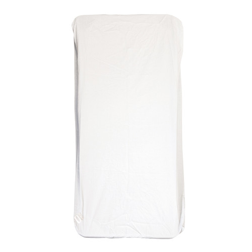 Size: 128 x 62 x 15cm Materials: 100% Polycotton Features: High Quality and durable fitted sheet.