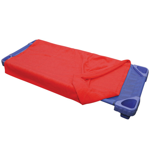 Size: 110 x 75cm Materials: 100% Polyester Features: All in one sleeping bag. Made from super cuddly polar fleece makes nap time a breeze as little ones can just slide in and drift off to sleep.