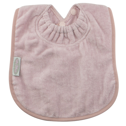 """These bibs are a favourite of Mums and Dads everywhere – """"Best Bibs ever"""" they say! The Towel Bib range is made from premium quality 100% cotton velour front and non-rip nylon backing."""