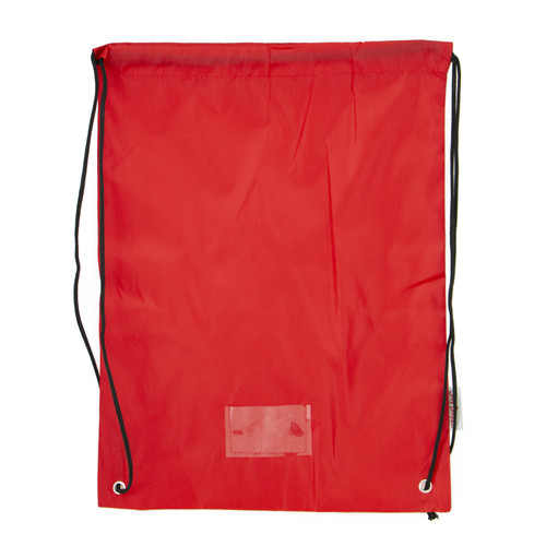Red Student Bag