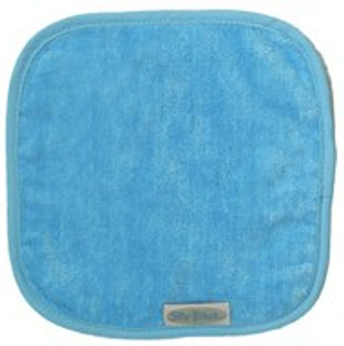 Dusty Blue Towel Face Cloth Pack of 20