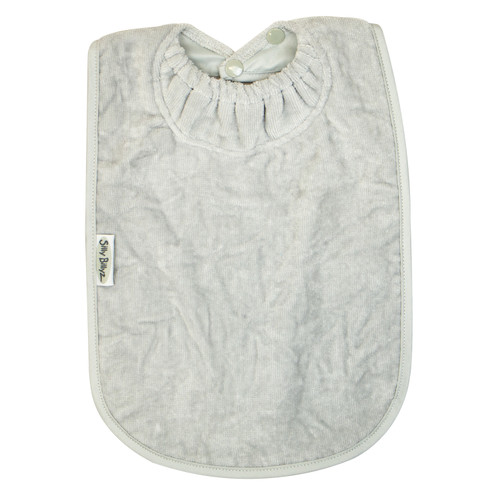 Silver Towel XL Bib