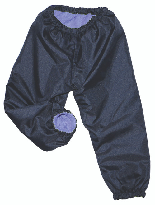 Lilac/Navy Waterproof Pants