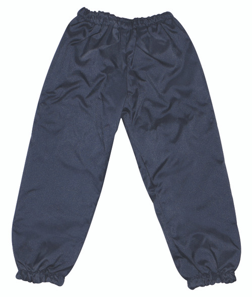 Navy Waterproof Pants [No Liner]