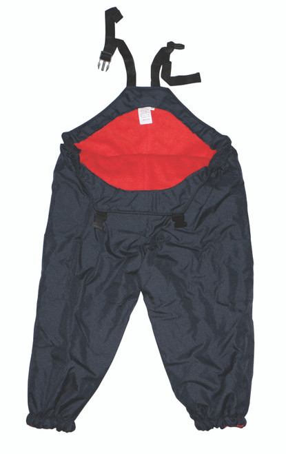 Red/Navy Waterproof Overalls