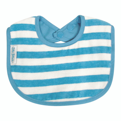 Perfect for bottle or breast feeding and feeding solids. Dimensions: 19cm x 25cm