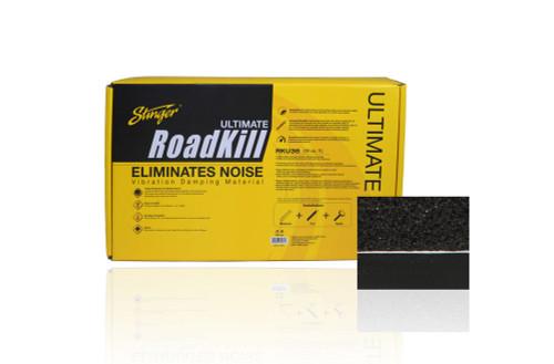 Stinger RoadKill Noise-Deadening Material Ultimate Bulk Kit RKU36