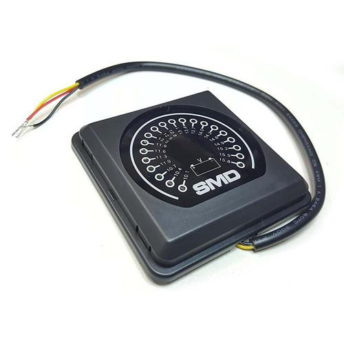 SMD VM-1 12 Volt Steve Meade Designs Analog LED DC Volt Meter