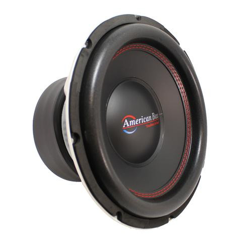 "American Bass 12"" 1600 Watts 3"" Dual 4 Ohm Voice Coil Subwoofer Titan 1244"